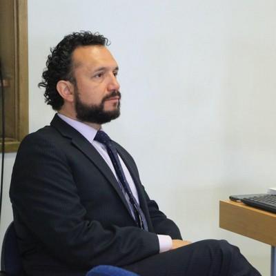 Dr. José Fernando Rubio